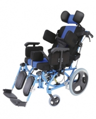 可调节倾斜轮椅