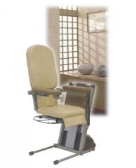 可旋转辅助座椅
