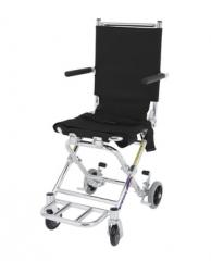 可折叠简式轮椅