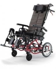 倾斜高性能轮椅