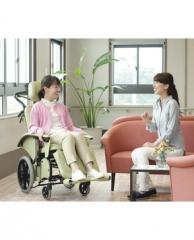 倾斜式凝胶垫轮椅