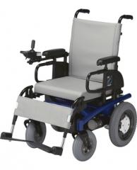 双驱动电动轮椅