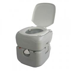 便携式活塞泵式冲水马桶