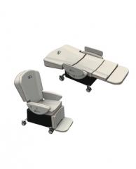 可遥控舒适斜椅