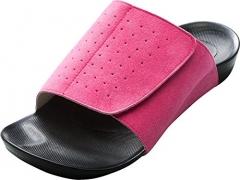 AKAISHI 室内护理拖鞋 粉红