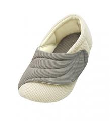 华夫格室内护理鞋 灰色