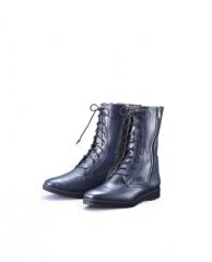 时尚手工靴子