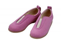 室内护理鞋 粉红色