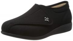 舒适超轻护理鞋 KHS-L011 KS21052BA 黑色 码数留言