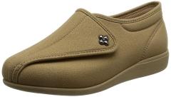 舒适超轻护理鞋 KHS-L011 KS21052BA 土黄 码数留言