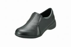 舒适平底鞋 黑色