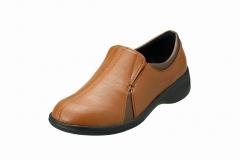 舒适平底鞋 浅棕色