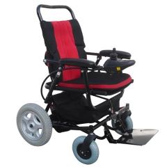 威之群电动轮椅雨燕1023-16 简易轻型电动轮椅