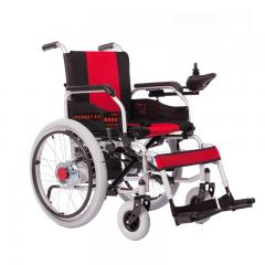 上海吉芮电动轮椅手电两用轻便折叠自动301