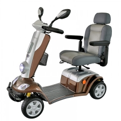 KYMCO光阳电动代步车Super8四轮单座 老年电动代步车