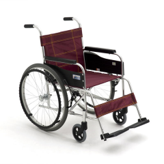 三贵MXT-43 航太铝合金轮椅车 MiKi 助行器