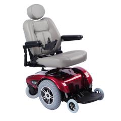 普拉德Jet2老年轮椅车电动智能代步轮椅