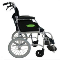 中进轮椅NA-457AW 航肽铝合金ZK55 多功能轮椅车 载重120公斤