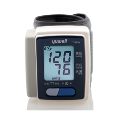 鱼跃电子血压计YE8800C家用腕式