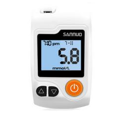 三诺GA-3型血糖仪 家用测量血糖测试仪