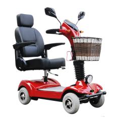 南京金百合DB-14智能老年代步车老人四轮电动车电瓶车残疾人助力