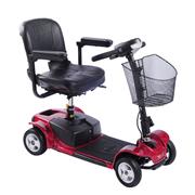 金百合DB-15老年代步车四轮电动车老人代步车电瓶车残疾人助力车