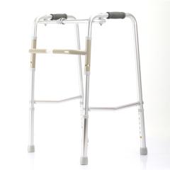 鱼跃助行器YU710可折叠可升降老人助步器代步器手杖