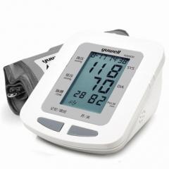 鱼跃远程智能血压计 家用上臂式血压仪器YE680A GPRS 智能加压