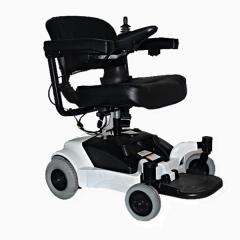 金百合H05豪华型新款老年代步车四轮残疾车电动轮椅老人电动代步车子