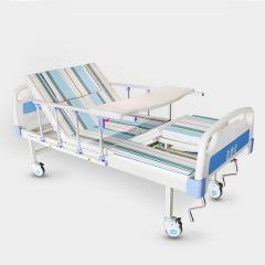 辅森 护理床 家用多功能床老人病床 手动中曲床MD-E30