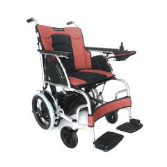 中进DYW36B-QY-ZJ电动轮椅 祥云舒适款