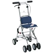 【样品捡漏 微瑕 无包装 限购1】长静LB-2可折叠手动轮椅