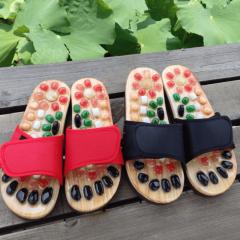 Pansy2018秋季新品加宽高脚背拇外翻女单鞋妈妈鞋1511