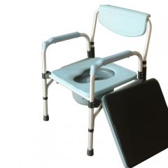 铝合金老人坐便器坐便椅