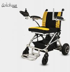 Wisking威之群电动轮椅车 老年人残疾人代步车