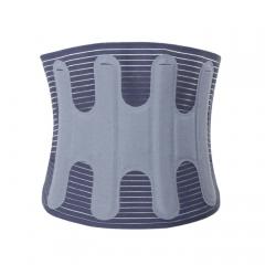 日本夏季护腰带腰间盘腰椎固定腰托腰围绑腰男女舒适超薄透气钢板