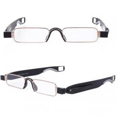 折叠老年便携带360度旋转老花镜眼镜