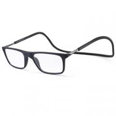 男女磁性阅读眼镜防蓝光老花眼镜可调节挂脖