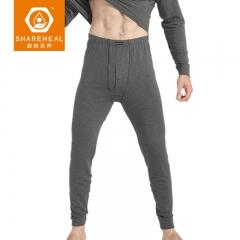 生物质石墨烯SY男士加绒保暖长裤