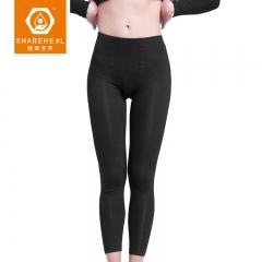 生物质石墨烯SY女士加绒保暖长裤
