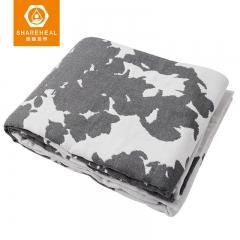 生物质石墨烯养体毛巾被