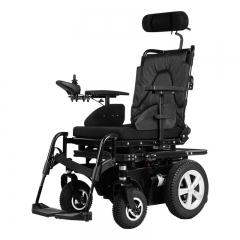 斯维驰电动轮椅残疾人代步车智能全自动多功能折叠减压全躺护理车