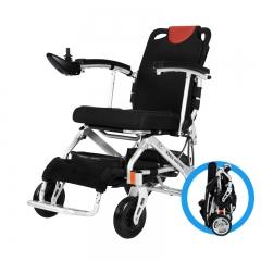 斯维驰电动轮椅老人代步车全自动小型轻便携老年残疾人折叠上飞机