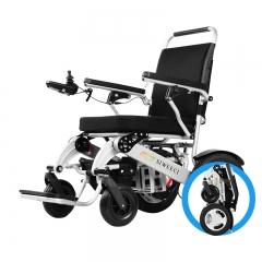 斯维驰电动轮椅老人残疾人智能全自动轻便折叠代步车