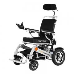 斯维驰电动轮椅老年人代步车折叠轻便残疾人电动可趟椅