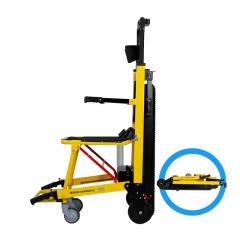 斯维驰爬楼梯轮椅电动上下楼老人残疾人智能爬楼电动轮椅轻便折叠