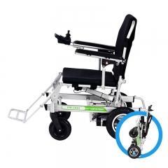 斯维驰电动轮椅车全自动折叠轻便小残疾人老年人多功能四轮代步车