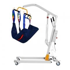 斯维驰电动移位机瘫痪老人家庭护理残疾人病人转移机提升器起吊机