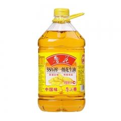 鲁花花生油4L