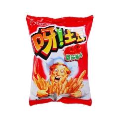 40g好丽友呀!土豆(番茄酱味)8513